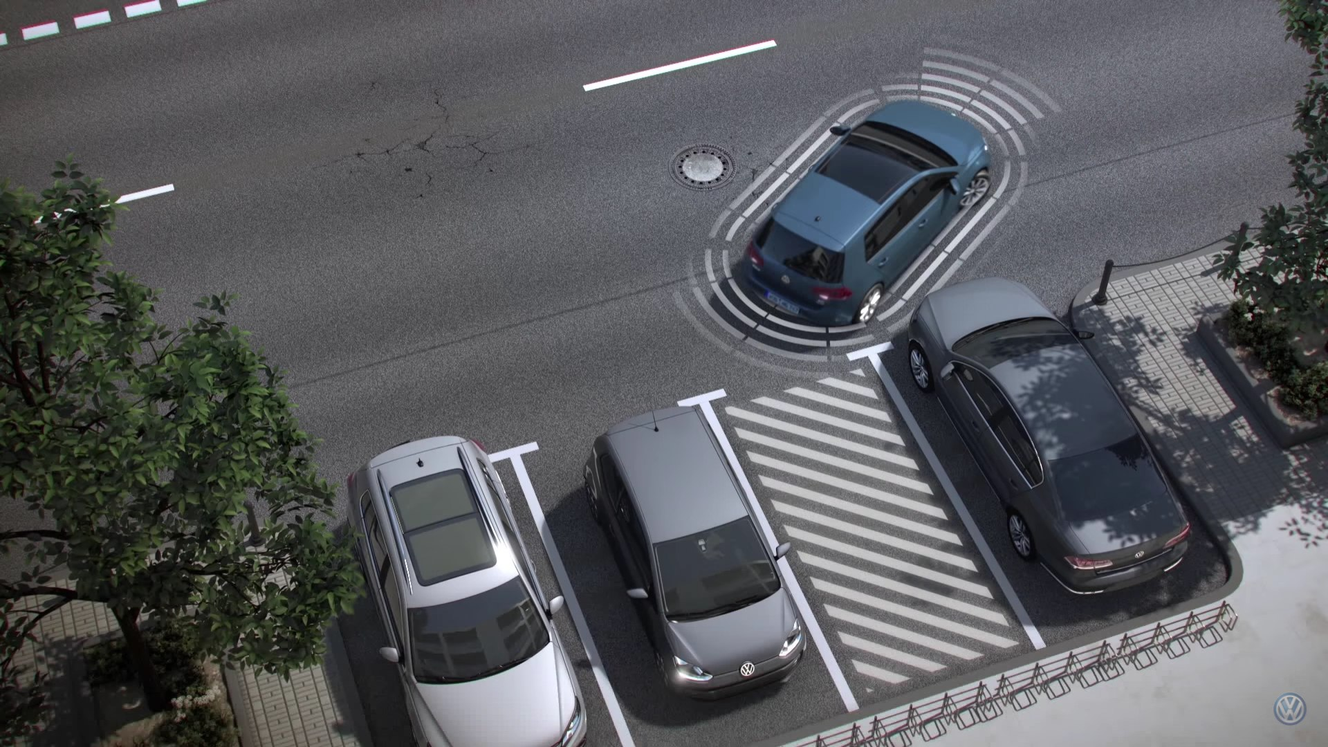 Parking Assistant System