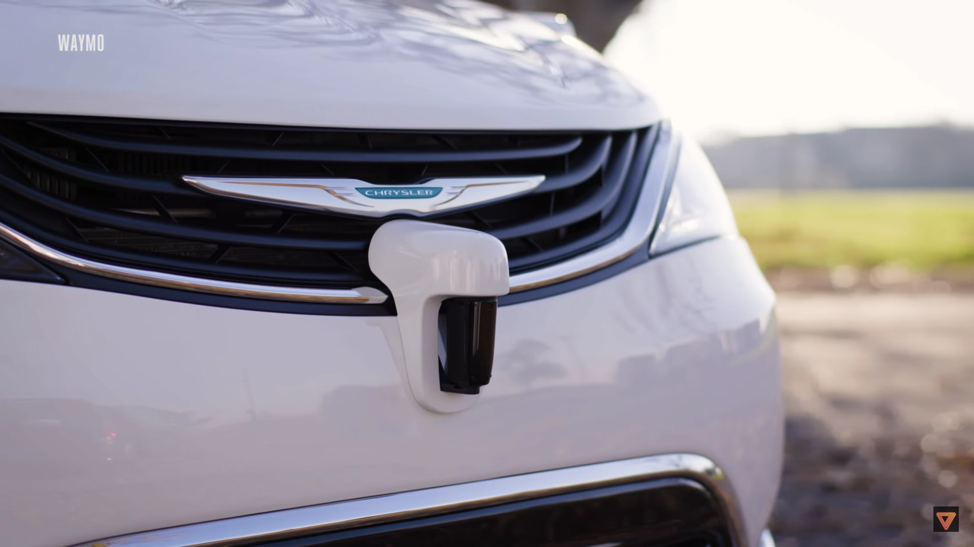 google self-drivig car sensor