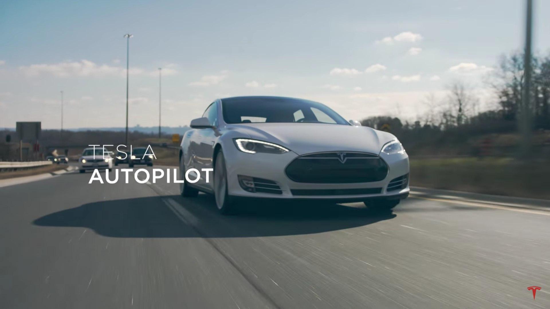 Tesla Fully Self Driving Cars