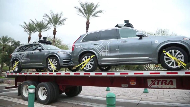 Self-Driving Cars uber arizona
