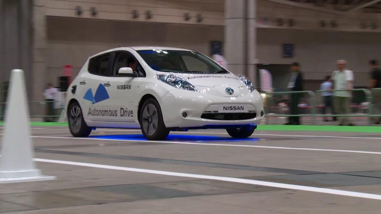 Nissan Announces Autonomous