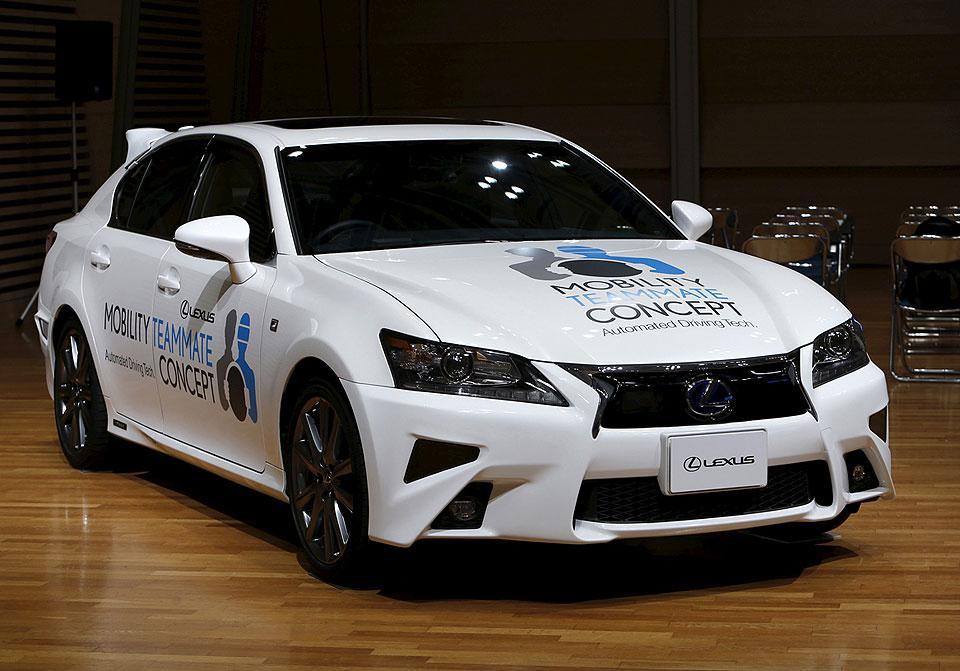 Lexus mobility car