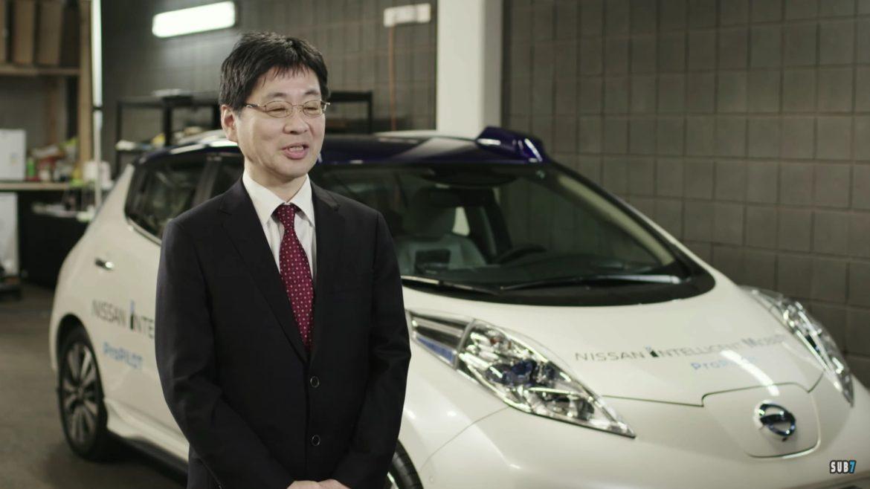 Nissan Self-Driving Car