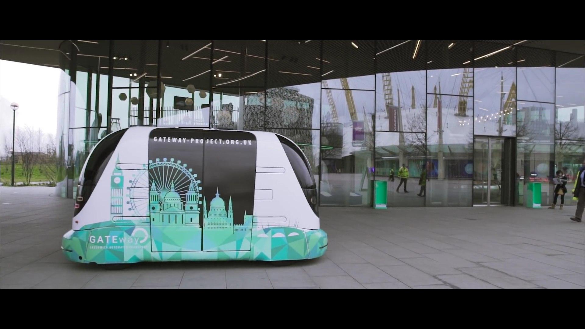 London Self-Driving Vehicles