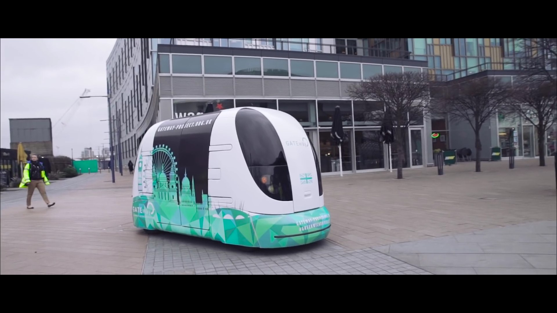 London Self-Driving Vehicles