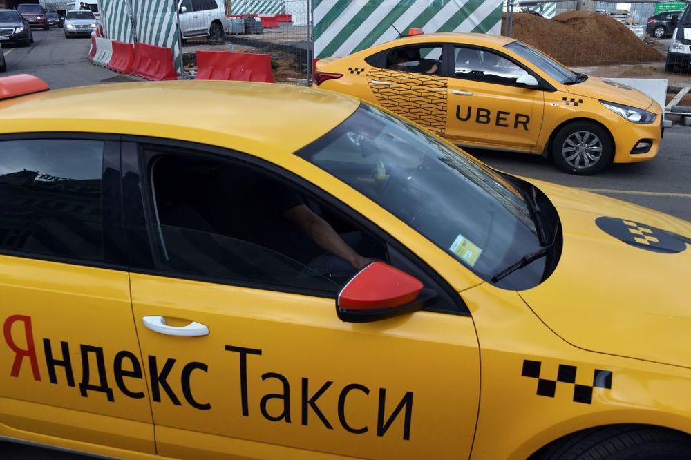 Uber Yandex